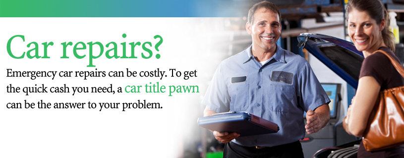 Car Repairs Title Pawn