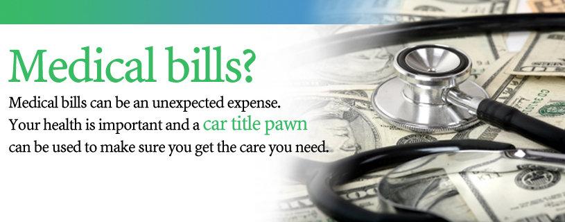 Title Tree – Medical Bills