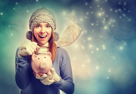 How to save money during the winter