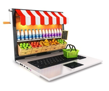 How to save money grocery shopping online