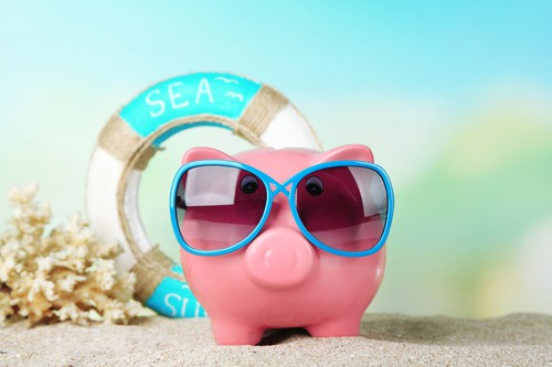 Start Saving for Vacation